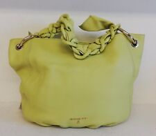 PATRIZIA PEPE BAG BORSA DONNA PELLE 2V6826 GREEN ACID bag woman liu franchi