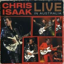 Chris Isaak - Live In Australia [New CD] Australia - Import