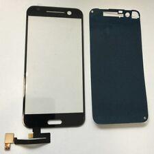 Frontglas Digitizer Touchscreen für HTC One M10 (5,2 Zoll) Schwarz +Sticker