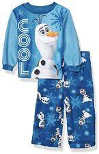 Disney Frozen 2 piece Pajama set TODDLER Size 2T Fleece NWT
