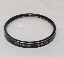 Used Rokunar Close - Up No. 3 Ser. VI (series Six 6)  Lens Filter  O32747