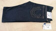 NWT TRUE RELIGION Tag Size 30 Men's Straight Jeans MSRP $189