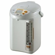 Zojirushi electric hot water pot gray 5.0L CD-PB50-HA From Japan F/S New