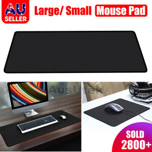 Large Size Gaming Mouse Pad Desk Mat Extended Anti-slip Rubber Speed Mousepad