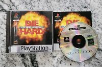 PLAYSTATION 1 DIE HARD TRILOGY PLATINUM PS1 PAL US SELLER Complete FREE S/H