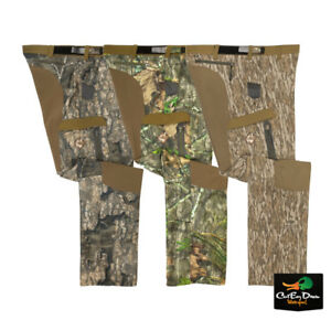 DRAKE WATERFOWL OL TOM TECH STRETCH CAMO TURKEY PANTS