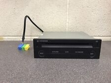Vw Volkswagon Single Disc Cd Player Add On For Gamma Beta Car Radios Stereos