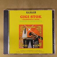 GIGI STOK - BOTTA E RISPOSTA - 2002 DUCK - OTTIMO CD [AQ-077]