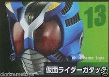 Masked Kamen Rider Gatack Kabuto Mask Collection Vol.3 Head Helmet 1/6 Scale 13