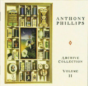 ANTHONY PHILLIPS ARCHIVE COLLECTION VOLUME 2 CD NEW SEALED