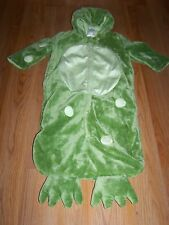 Infant Size 6-12 Months Gymboree Frog Halloween Costume Bunting New NWOT