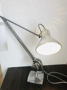 Hadrill And Horstmann Simplus Desk Lamp.  Industrial / Mid Century