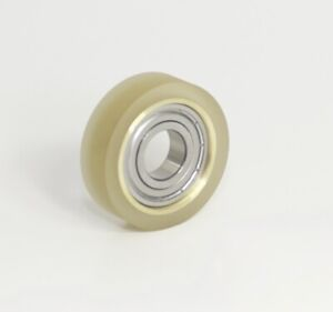 NEW PINCH ROLLER FOR TELEFUNKEN M15A WITH BEARING (ATHAN)
