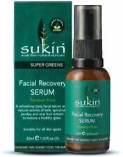 Super Greens Facial Recovery Serum, SUKIN, 1.01 oz