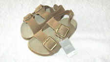 Leather Upper Shoes NEXT Sandals for Boys Buckle