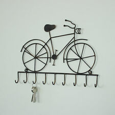 Vintage Style Home Bicycle Wall Hook Vintage Metal Decoration Accessory