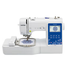 Brother Innov-is NV180 Sewing and Embroidery Machine - White