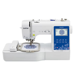 NEW Brother Innov-is NV180 Sewing & Embroidery Machine with starter bundle