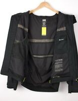 HELLY HANSEN Men HellyTech Waterproof Regular Jacket Overcoat Size M ARZ657