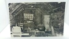 More details for vintage rppc postcard folk museum colbost by dunvegan isle of skye real photo