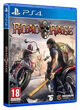 Road Rage For PS4 (New & Sealed)