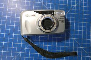 Kyocera Yashica Zoomate 140 analoge Kamera defekt Bastler S-2160