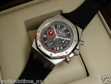 "Audemars Piguet Royal Oak ""City of Sails"" Alinghi 25979ST Limited 1250 Pieces"