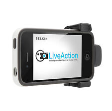 Belkin LiveAction Camera Grip with App for iPhone3 3Gs 4 4s iPod Touch