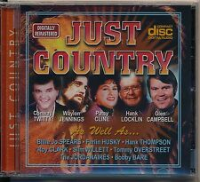 JUST COUNTRY 16 track cd