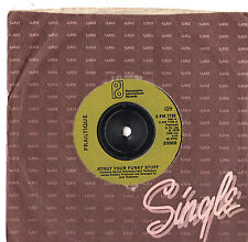 """Frantique - Strut Your Funky Stuff / Getting Serious 7"""" Single 1979"""