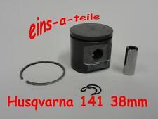 Kolben passend für Husqvarna 141 38mm NEU Top Qualität