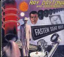 RAY DAYTONA & GOOGOOBOMBOS  Fasten seat belt CD Sealed