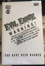 Evil Ernie returns #1 Super-Premium Edition NM LMT To 500 Copies Free Shipping