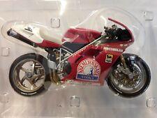 Ducati 916 Carl Fogarty Corse Virgino Wsb 1995 1:12 Minichamps122951201