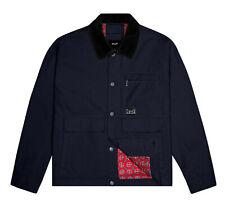 Huf worldwide Skateboard jacket Jacket Remington navy Blazer IN M