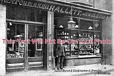 DO 154 - Jewellers Shopfront, Wimborne, Dorset - 6x4 Photo
