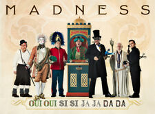 Madness : Oui Oui Si Si Ja Ja Da Da CD Special  Album with DVD 4 discs (2013)