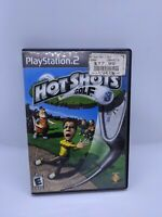 Hot Shot Golf 3 PLAYSTATION 2 PS2 Sports Video Game Complete Free Ship CIB