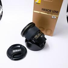 Nikon AF-S 1,8 20 mm, OVP wie neu