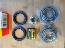 FIAT 126 0.7 Wheel Bearing Kit Rear 87 to 92 FirstLine 46576148 5890993 Quality