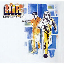 AIR French Band* ‎– Moon Safari