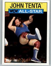 2016 WWE Heritage NWO/WCW All Star #34 John Tenta Earthquake