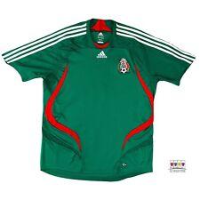 Mexico 2007/08 International Home Soccer Jersey XL Adidas