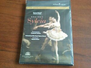 Sylvia Delibes   Darcey Bussell With The Royal Ballet [DVD] NEW AND SEALED