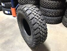 4 NEW LT37/12.50R16.5 BF GOODRICH BFG BAJA TA MUD TIRES MILITARY SPEC 8ply NEW