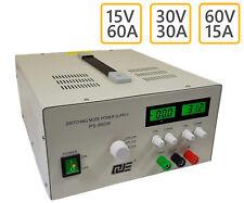 Komerci Regelbares Labornetzgerät Netzteil Stromversorgung PS900W Grau