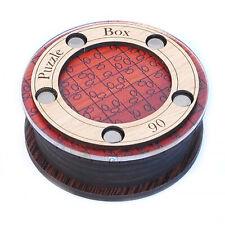 Sequential Discovery Puzzle Box 06 - Level 6.5 - Siebenstein Spiele