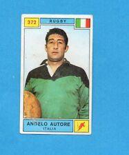 CAMPIONI SPORT 1969-70-PANINI-Figurina n.372- AUTORE -ITALIA-RUGBY-Rec