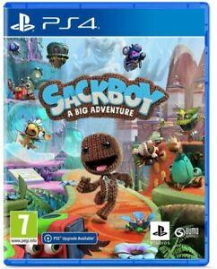 Sackboy A Big Adventure (PS4)