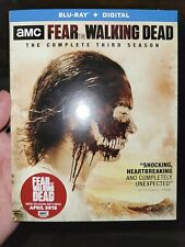 Fear the Walking Dead: Season 3 (Blu-Ray, 2018, 4-Disc Set)
